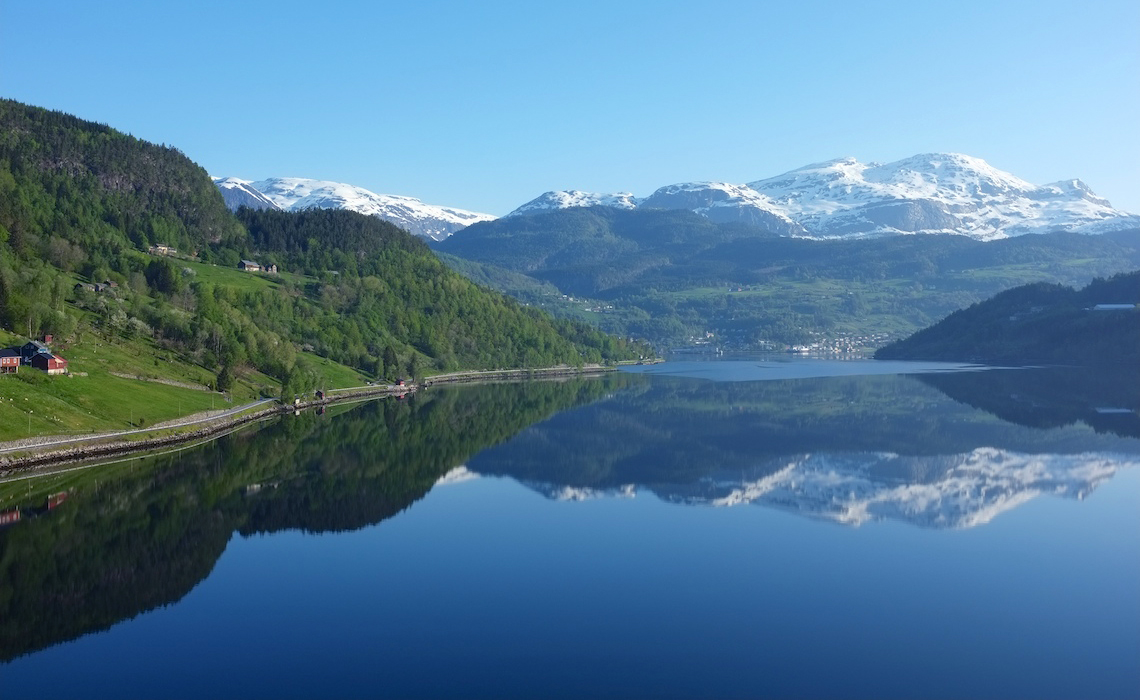 Norwegen Mai 2012